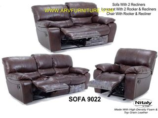 ARV FURNITURE MISSISSAUGA FURNITURE TORONTO LEATHER RECLINER ...