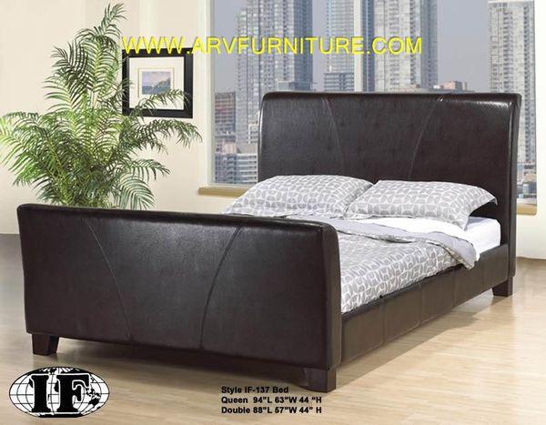 Arv Furniture Mississauga Ontario Canada Platform Bed In
